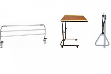 Alquiler accesorio camas articuladas